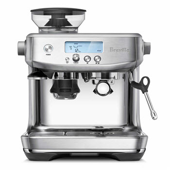 Breville The Barista Pro Espresso Coffee Machine Brushed Stainless Steel