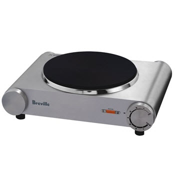 Breville The Handy Hotplate Single