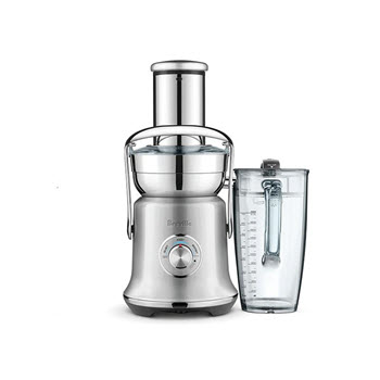 Breville The Juice Fountain Cold Xl Silver