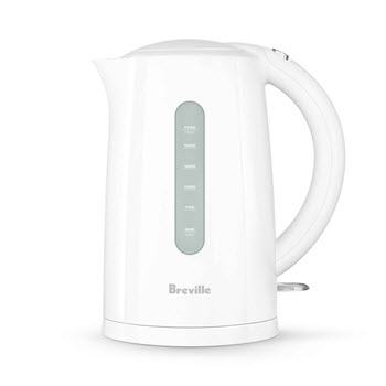 Breville The Soft Top Classic 1.7L Kettle White