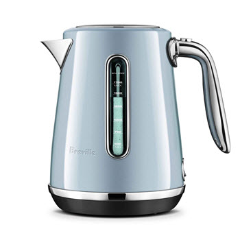 Breville Soft Top Luxe Kettle Blueberry Granita
