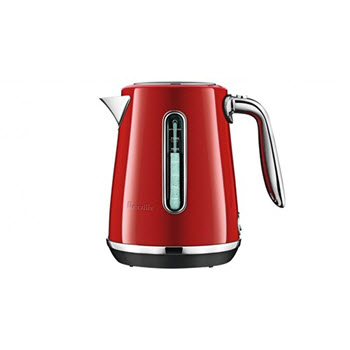 Breville Soft Top Luxe Kettle Sour Cherry