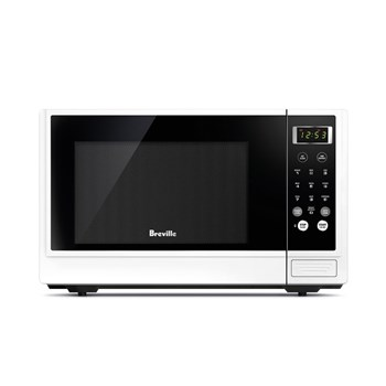 Breville Big Easy Microwave 34L/1100W Black & White