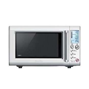 Breville The Quick Touch Crisp Microwave Stainless Steel