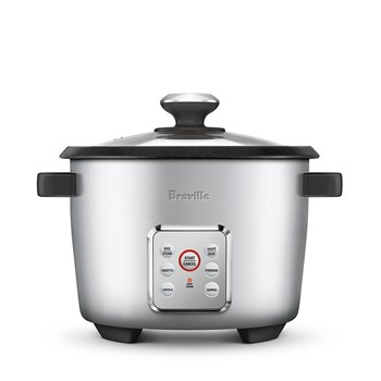 Breville The Multi Grain Rice Cooker Silver