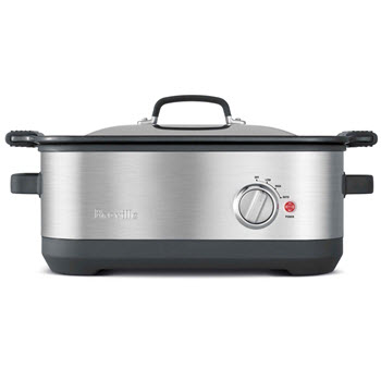 Breville Flavour Maker Slow Cooker with EasySear Pan 7L