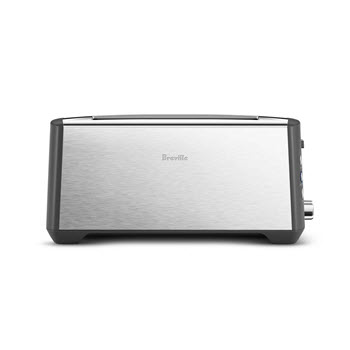 Breville Bit More Plus Long Slot Toaster 4 Slice