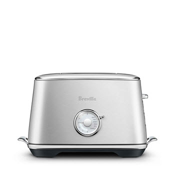 Breville Toast Select Luxe Toaster Silver
