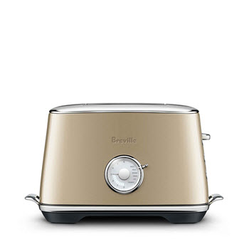 Breville Toast Select Luxe Toaster Royal Champagne
