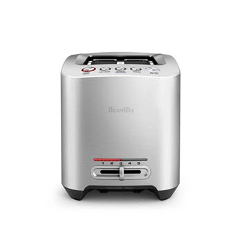 Breville The Smart Toaster Stainless Steel 2 Slice