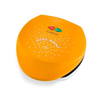 Kambrook Little Chefs Mini-Burger Maker