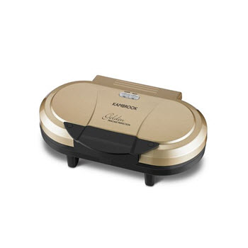 Kambrook Golden Pancake Maker