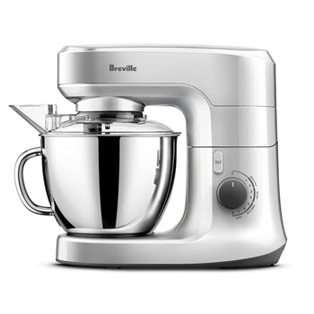 Breville The Scraper Beater Stand Mixer Silver