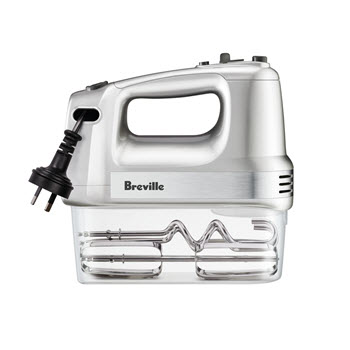 Breville The Handy Mix & Store Silver