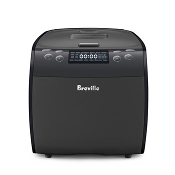 Breville Multi Chef Stainless Steel 9 in 1 Multi Cooker 37 x 34 x 44cm Black