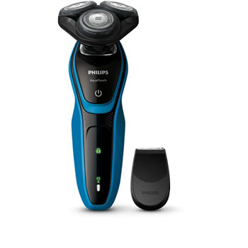 Philips Aqua Touch Wet and Dry Electric Shaver ComfortCut