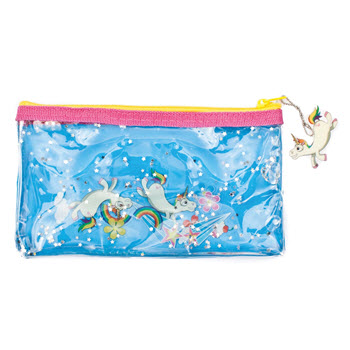NPW Unicorn Liquid Pencil Case