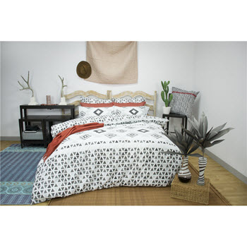 Apartmento Imala Quilt Cover Set Double
