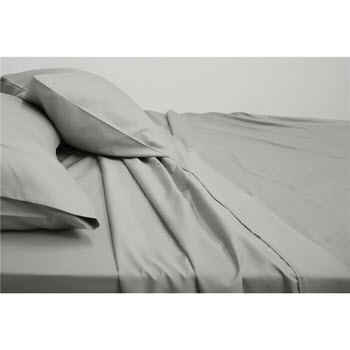 Ardor 2500TC Cotton Rich Grey Sheet Set King