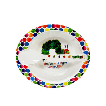 Very Hungry Caterpillar 15.5cm Bowl & Spoon