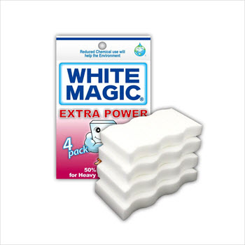 White Magic Extra Power Sponge