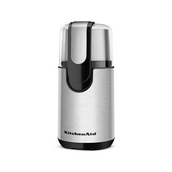 KitchenAid Blade Spice and Coffee Grinder KCG111 Black