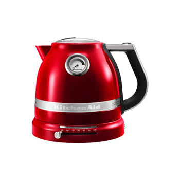 KitchenAid Pro Line 1.5L Electric Kettle Candy Apple Red
