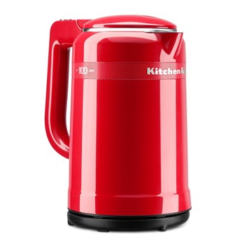 KitchenAid 100 Year Queen Of Hearts Electric Kettle 1.5L Passion Red