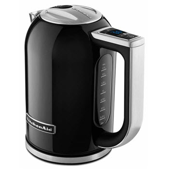 KitchenAid Artisan 1.7L Kettle Onyx Black