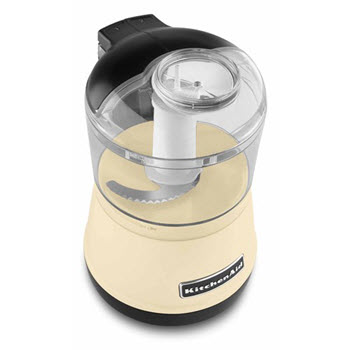 KitchenAid Artisan Food Chopper 875ml Almond Cream