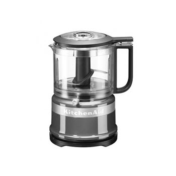 KitchenAid Mini Chopper 3.5 Cup Contour Silver