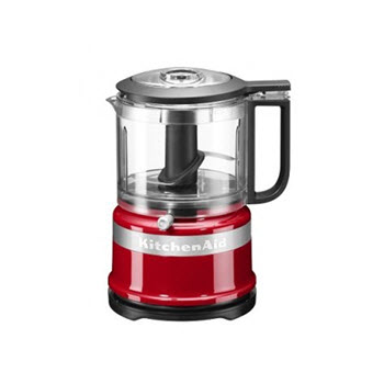 KitchenAid Mini Chopper 3.5 Cup Empire Red
