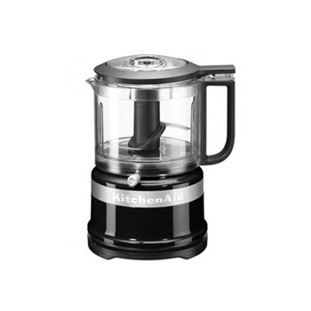 KitchenAid Mini Chopper 3.5 Cup Onyx Black
