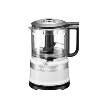 KitchenAid Mini Chopper 3.5 Cup White