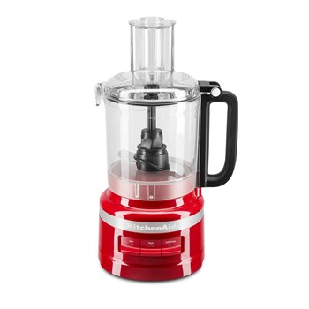 KitchenAid 9-Cup Food Processor Empire Red