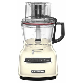 KitchenAid Artisan ExactSlice Food Processor Almond Cream