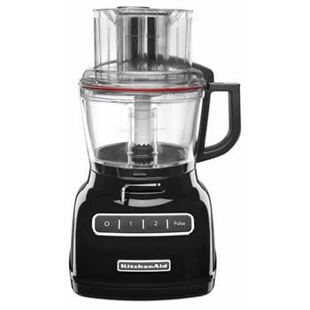 KitchenAid Artisan ExactSlice Food Processor Onyx Black