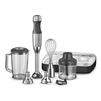 KitchenAid Deluxe Hand Blender Stainless