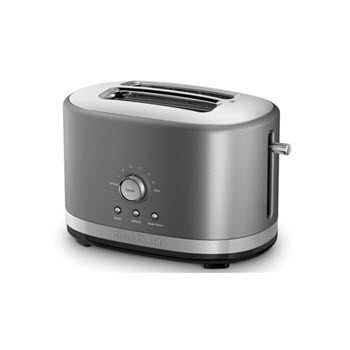 KitchenAid 2 Slice Toaster Silver