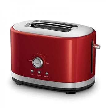 KitchenAid 2 Slice Toaster Red