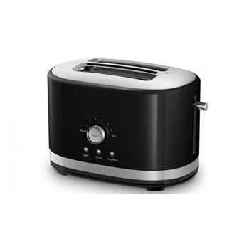 KitchenAid 2 Slice Toaster Black