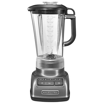 KitchenAid Diamond Die Cast Metal Blender 41.9 x 22.9 x 21.6cm Graphite Grey