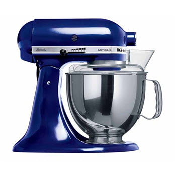 KitchenAid Artisan KSM150 Stand Mixer Cobalt Blue