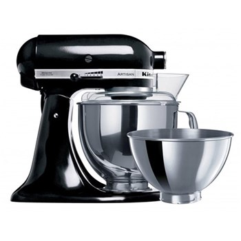KitchenAid KSM160 Stand Mixer Onyx Black