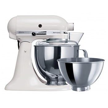 KitchenAid KSM160 Stand Mixer White