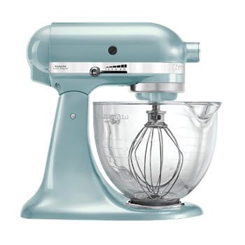 KitchenAid Artisan KSM170 Stand Mixer Azure Blue