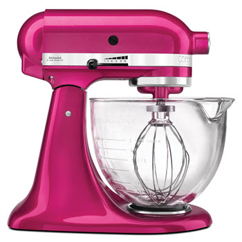 KitchenAid Artisan KSM170 Stand Mixer Raspberry Ice