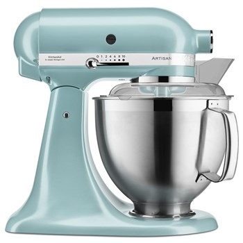 KitchenAid KSM177 Stand Mixer Azure Blue