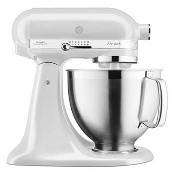 KitchenAid KSM177 Stand Mixer Frosted Pearl