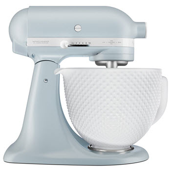 KitchenAid 100 yr Limited Edition, Commemorative Stand Mixer Misty Blue 4.7L